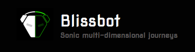 Snippet from the Blissbot Website